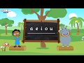 Irabu Zetu a-e-i-o-u | LEARN SWAHILI VOWELS | Akili and Me - African Cartoons