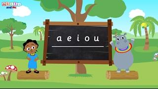irabu zetu a e i o u   learn swahili vowels   akili and me african cartoons