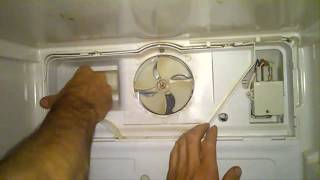 Заправка холодильника Ноу Фрост хладоном r600a на примере Индезит