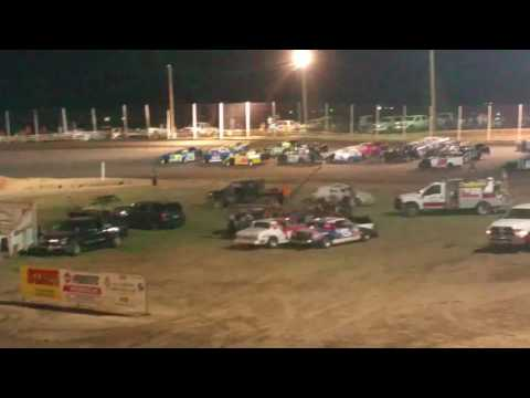 Kelly Sheen Memorial Cardinal Motor Speedway Sportmod A Main 7-3-16