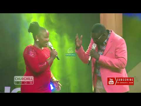 God's Blessings (Kirathimo) - Grace Mwai on Churchill Show