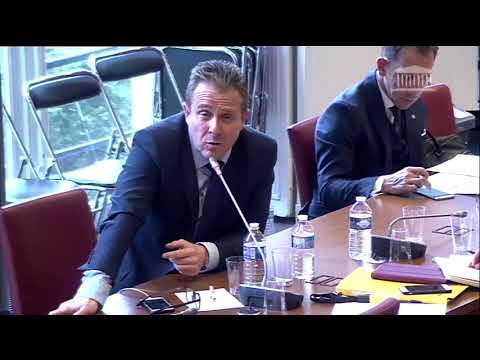 Olivier Gaillard Commission des finance, question sur la rénovation urbaine (10 avril 2018)