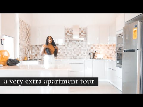 MY MINIMALIST GHANA APARTMENT TOUR 2019