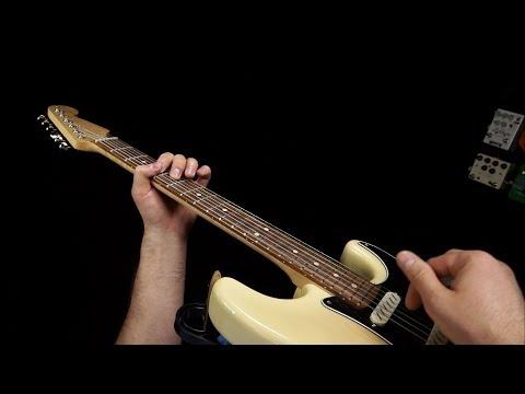 Born Under A Bad Sign Rhythm Guitar