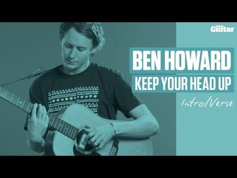 Ben Howard - Keep Your Head Up - Intro/Verse (TG241)