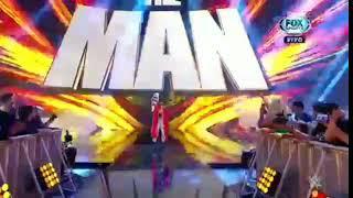 Firma de Contrato Becky Lynch vs Bianca Belair WWE Smackdown 10 De Septiembre Del 2021 En Español
