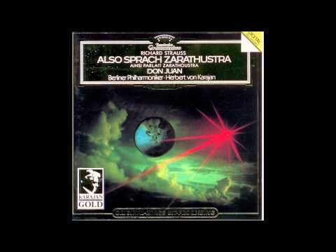 Also sprach Zarathustra Conducted by Karajan (Full)