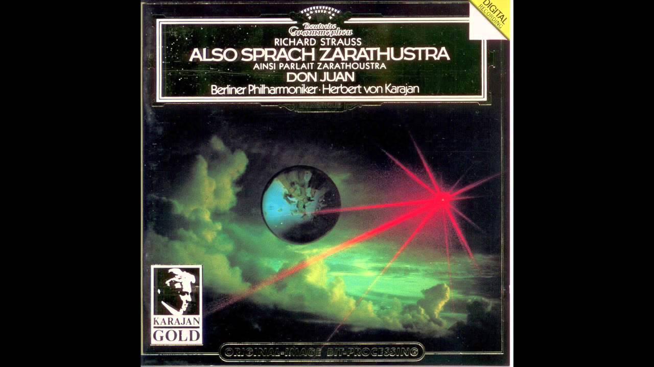 Also sprach Zarathustra Conducted by Karajan (Full)