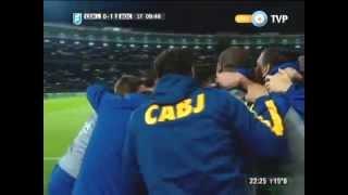 Gol de Lodeiro - Rosario Central 0-1 Boca - Final Copa Argentina 2015