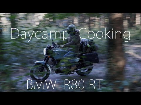 Daycamp Cooking     Motorcycle     BMW R80 RT