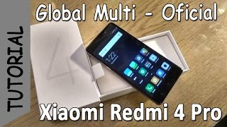 Xiaomi Redmi 4 Pro/ 4 / 4A | Cambio de ROM con bootloader cerrado