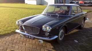 SOLD Lancia Flavia 1800 Test Drive, Martin Willems Fiat Lancia Abarth specialist, Emmer...