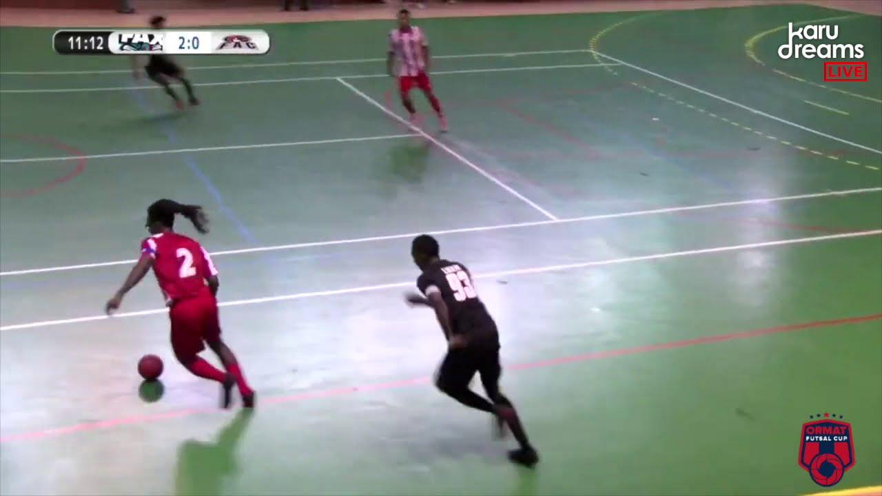Ormat Futsal Cup 1/8 de Final : FAX vs FAC 23 Dec 2020