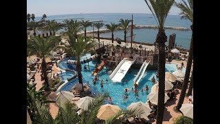 Long Beach Resort Hotel & SPA 5⭐️ Alanya, Antalya, Turkey | Pirate Ship Aquapark