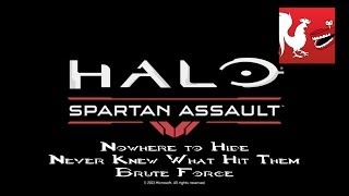 AH Guide: Halo: Spartan Assault - 3 Achievements | Rooster Teeth