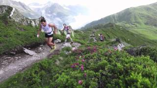 Marathon du Mont-Blanc 2012 avec Killian Jornet