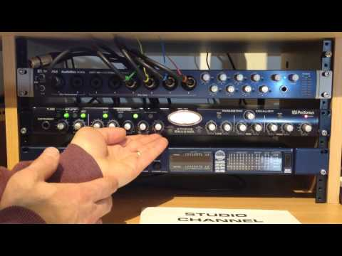 PreSonus Studio Channel Tube Preamp Review