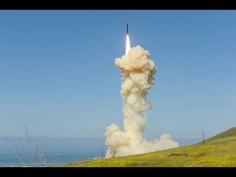 Raytheon Kill Vehicles destroy mock ICBM in intercept test