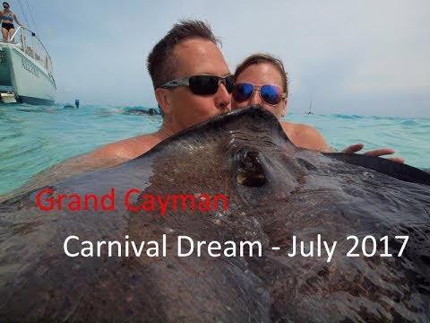 Carnival Dream July  - Grand Cayman