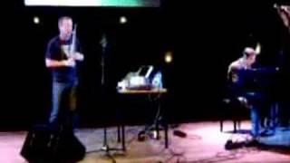 mats gustafsson & cor fuhler - )toon), philharmonie, haarlem