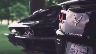 Now & Then - Corvette Stingray