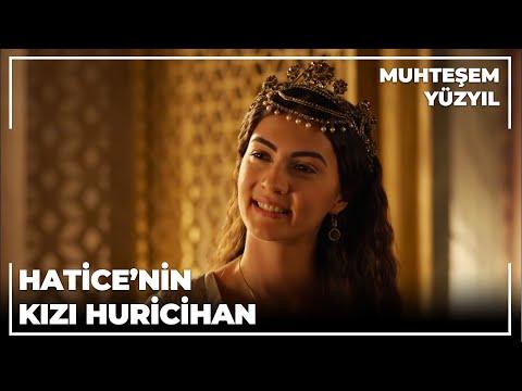 Sultan Süleyman Hatice'nin Kızını Görünce - Muhteşem Yüzyıl 106.Bölüm