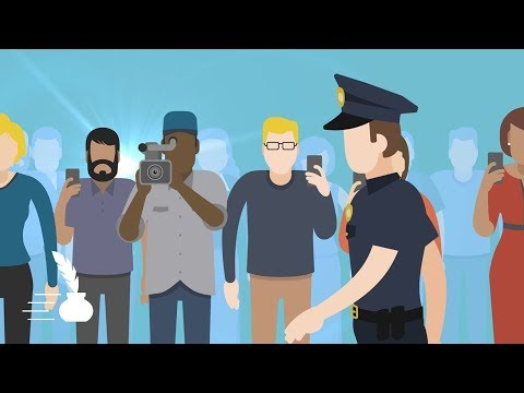 Do Citizens Have a Right to Film Police Officers? [POLICYbrief]