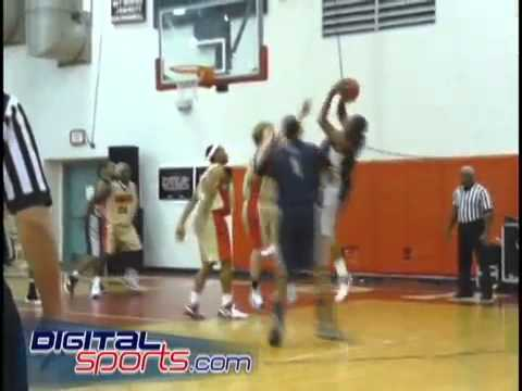 Petersburg High School - Basketball - Jam, Dunk - VA