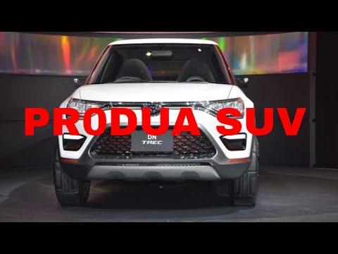 Perodua Suv 2018 Youtube