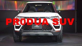 Perodua SUV 2018