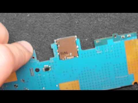 Samsung Galaxy Tab 3 10.1 P5200 меняем сим