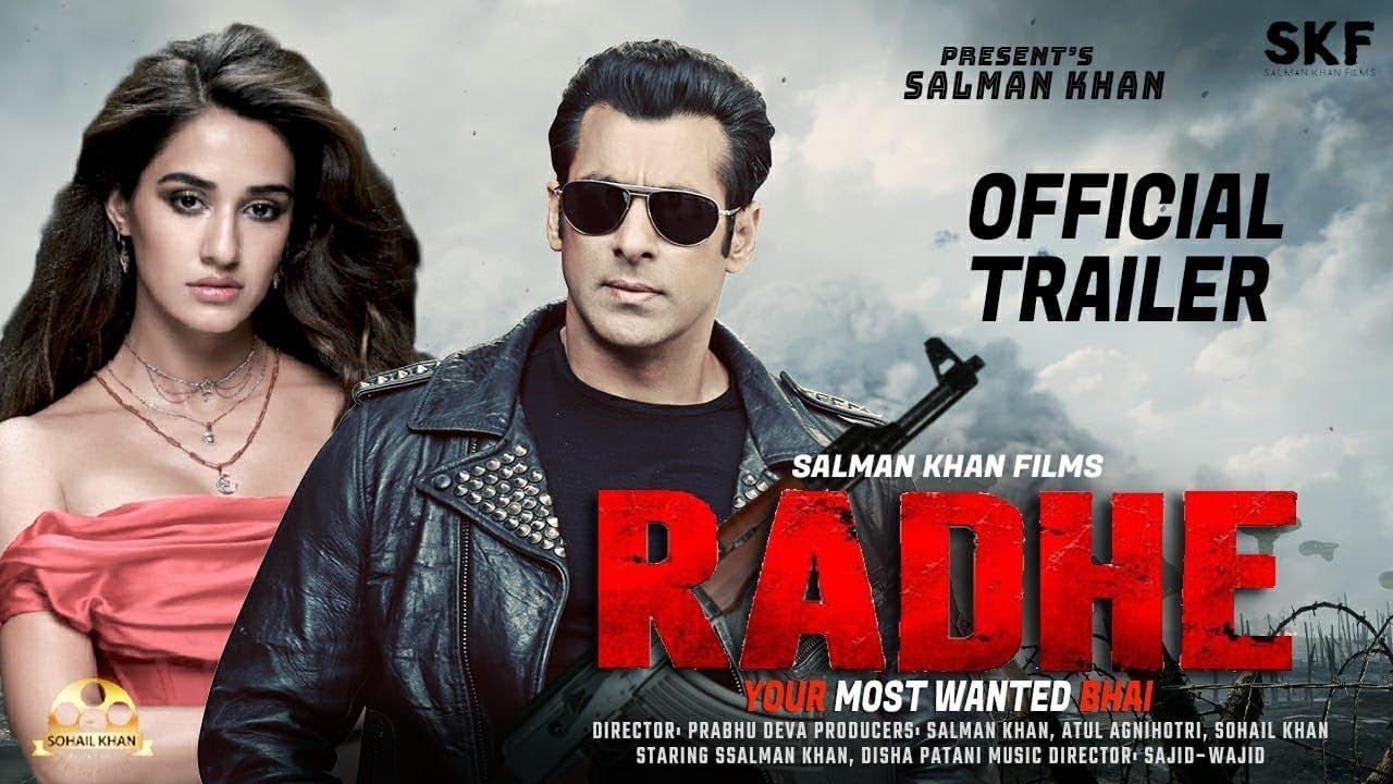 Radhe | 31 Mysterious Facts | Salman khan | Disha patani | Randeep Hooda |  Prabhudeva | Sohail Khan - YouTube