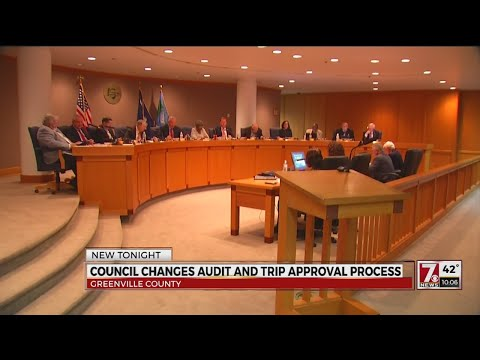 Gvl Co Council Audit Change