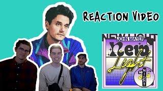 Baixar John Mayer - New Light [REACTION]