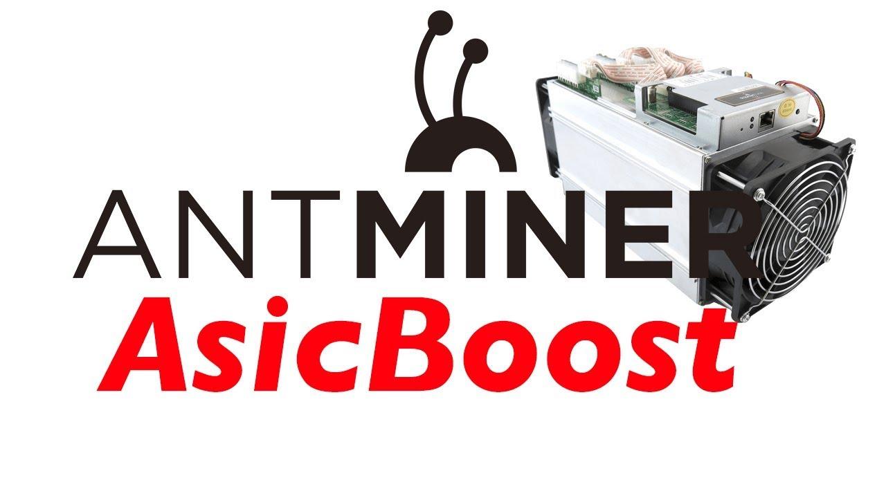 Antminer S9 overt AsicBoost Firmware Update For Bitmain BM1387 Chips