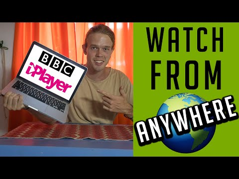How To Watch BBC IPlayer Outside The UK