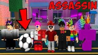 SOCCER MODE IN ASSASSIN PART 2! (Roblox Assassin)