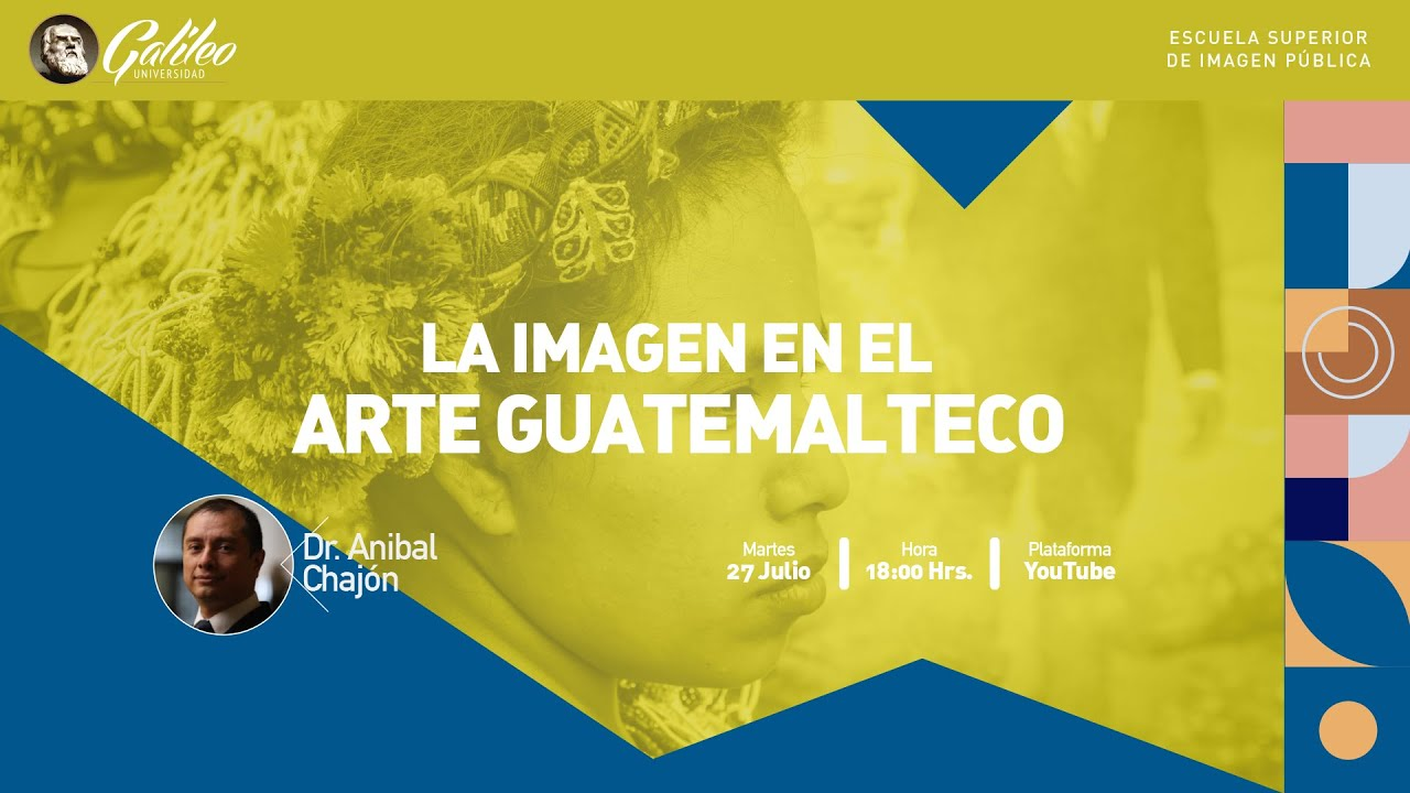 La Imagen en el Arte Guatemalteco