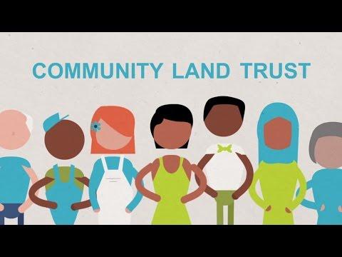 Build Homes that Last - Community Land Trusts