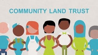 Build Homes that Last - Community Land Trusts
