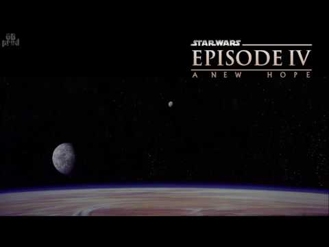 A New Hope OST 08a Tales Of A Jedi Knight/Learn About The Force