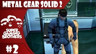SGB Play: Metal Gear Solid 2 - Part 2 | The Orange Is the Best Orange