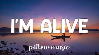 I'm Alive - Celine Dion (Lyrics) 🎵
