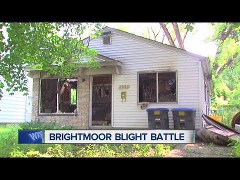 Man trespassing in vacant Detroit home allegedly attacks neighbor who confronted him