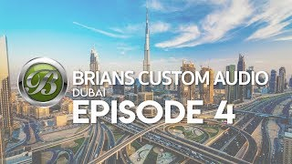 Episode 4 Is the Porsche ready And heading to Dubai