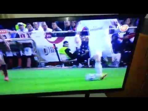 Barcelona-Real Madrid Gareth Bale Goal El classico
