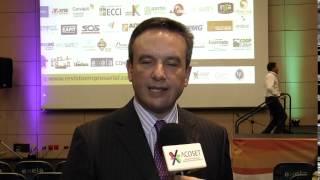 Alberto Mondelli lo invita a ver el Noticiero Acoset