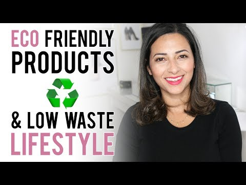 ECO FRIENDLY PRODUCTS & HACKS  Sustainable Living  Ysis Lorenna