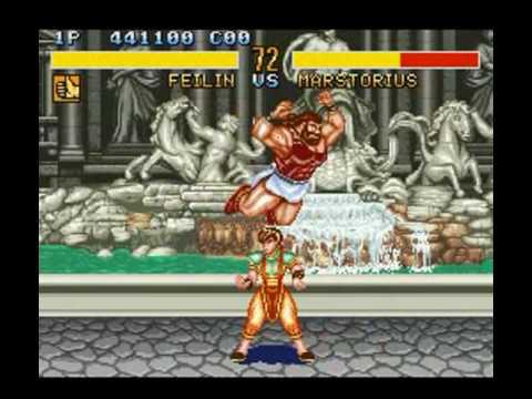 Fighter's History (SNES) - Longplay as Feilin thumbnail
