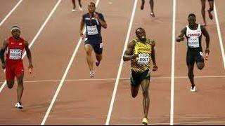 USAIN BOLT Wins Gold 100m Final Rio Olympics 2016 VIDEO
